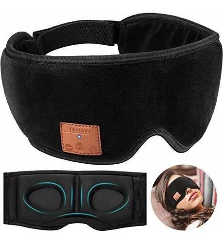 Auriculares Para Dormir Mascara De Ojos 3d Mascara De Musica