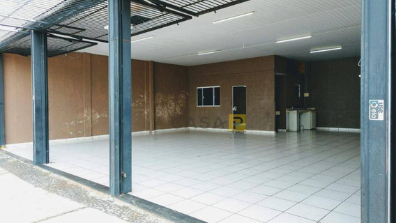 Salão À Venda, 150 M² Por R$ 3.680 - Centro - Nova Odessa/sp - Sl0007