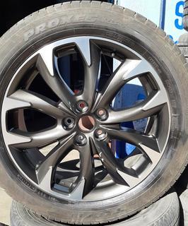 Vendo Rin Original De Mazda Cx5 Con Llanta 19