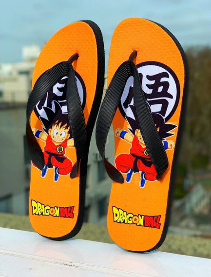 Ojotas De Dragon Ball Z
