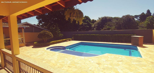 Chácara Para Venda, Portal Das Nogueiras, 3 Dormitórios, 1 Suíte, 2 Banheiros, 5 Vagas - 534_1-1448778