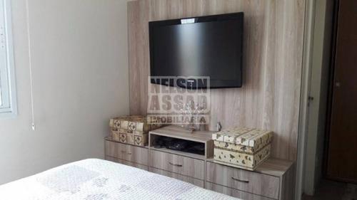 Imagem 1 de 10 de Apartamento Em Condomínio Padrão Para Venda No Bairro Vila Formosa, 3 Dorm, 1 Suíte, 2 Vagas, 124 M - 1418
