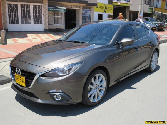 Mazda Mazda 3 Grand Touring Tp 2000cc Ct
