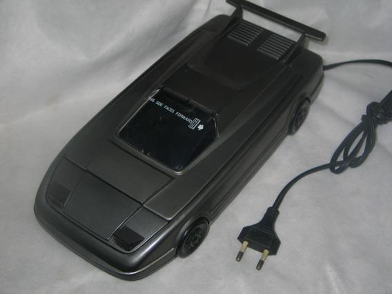 Rebobinador Fita Vhs Racer Cassette Rewinder Sy-3000