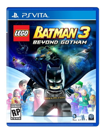 Lego Batman 3 - Ps Vita