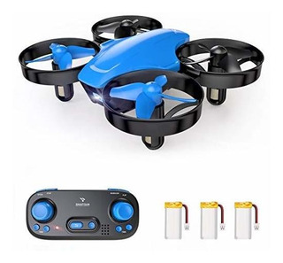 Snaptain Sp350 Mini Drone For Kids/beginners, Portable Thro