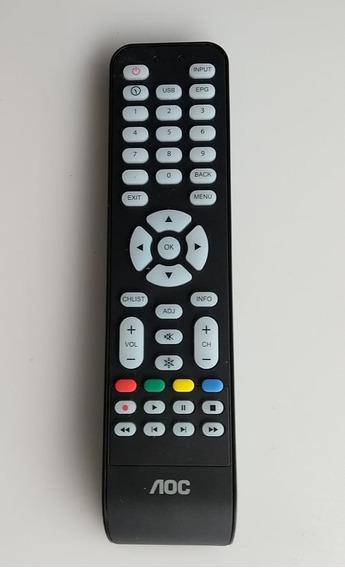 Controle Remoto Tv Aoc Le32m1475/25