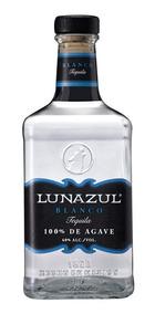 Tequila Lunazul Blanco Botella 750 Ml Bodegas La Negrita