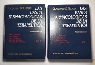 Las Bases Farmacológicas De La Terapéutica Vol 1 Y 2 Goodman