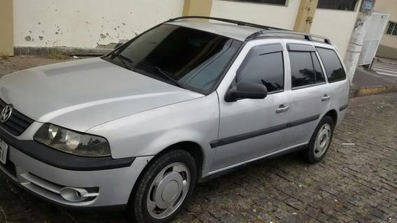 Volkswagen Parati 1.0 16v Turbo Crossover 5p 2004