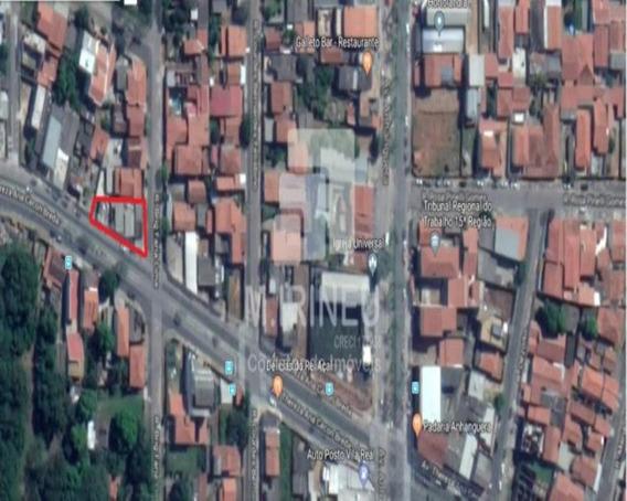 Terreno À Venda, 427 M² Por R$ 849.999,00 - Vila Real - Hortolândia/sp - Te0044