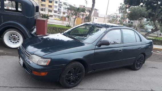 Vendo Toyota Corona Sedan Automatico Gasolina 3200 Dolares