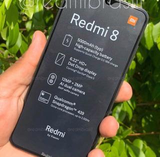 Redmi 8 32gb Película Brinde (consulte Cores)