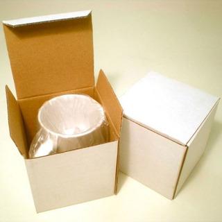 Cajas Para Sublimar De Carton Blancas Pack X 10 Unidades