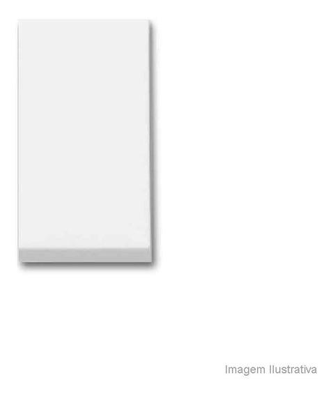 Interruptor Paralelo 1 Módulo Branco Siena Alumbra Alumbra