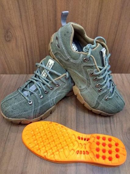 Sapato Oakley Flak Low Flack Tenis Sapatenis Conforto