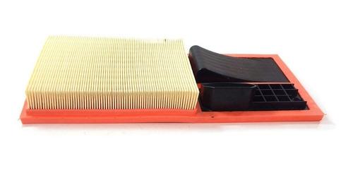 Imagen 1 de 6 de Filtro Aire Vw Vento 2014 1.6 Lts, Seat Ibiza 2008 1.6 Lts, C3880, Mann Filter