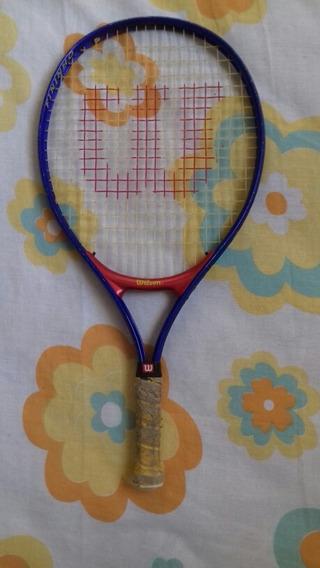 Raquele De Tenis Wilson Original (usada)