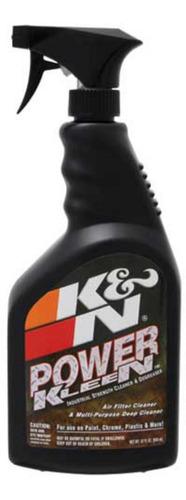 Imagem 1 de 3 de Limpador Para Filtro Ar K&n 99-0621 Power Kleen 946ml
