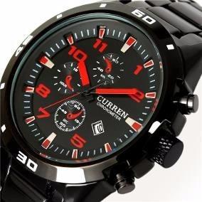 Relógio Curren 8120 Frete Gratis