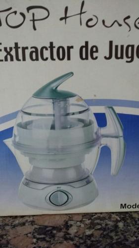 Extractor De Jugos Top House Modelo 1020