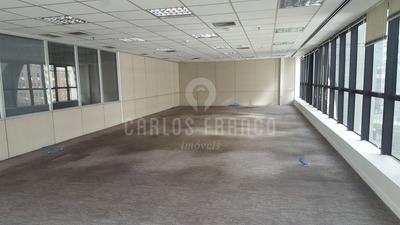Conjunto Comercial Bem Localizada, Cirqueira Cesar Av Paulista, Proprietario Estuda Carencia - Cf26441