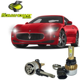 Kit Lampada Xenon Super Led Cooler H7 8000lm Bmw 320i X1 X3