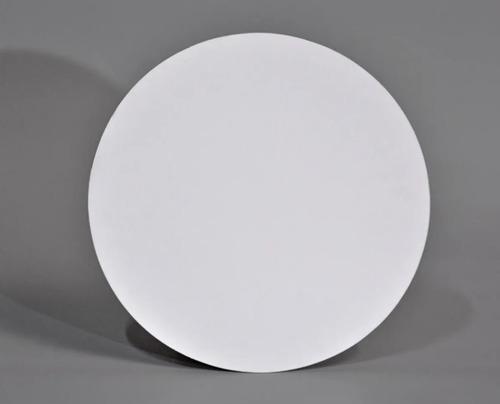 Imagen 1 de 1 de Disco Plastificado Ppm Blanco Mate D. 19,5 Cm (x200u) - 142