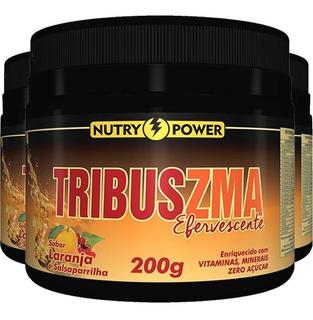 Kit Com 3 Tribuszma - Nutripower - 200g
