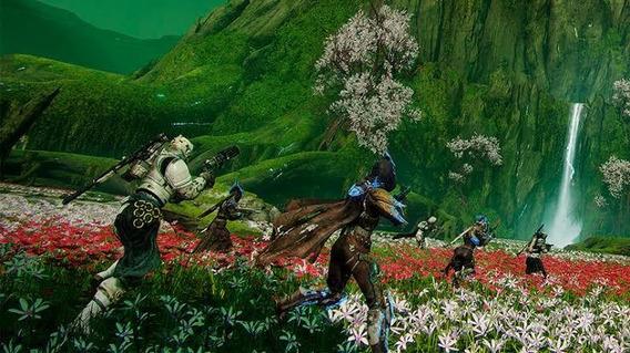 Destiny 2 - Ps4 - Raid Jardim Da Salvação Completa