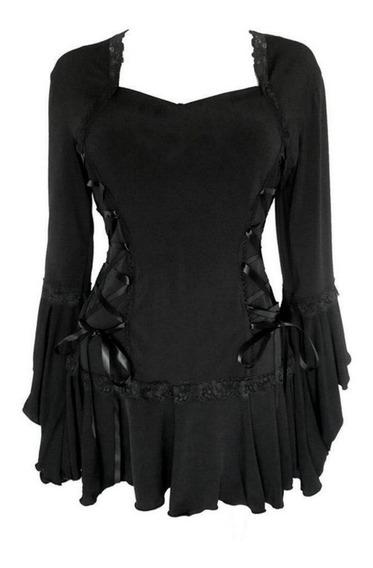Vestido Gotico Te640j