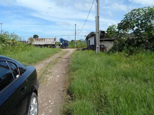Terreno Com Ótimo Preço, No Jardim Palmeiras, Itanhaém -2789