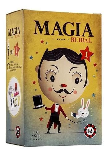 Mi Primer Set Infantil Magia 1 Juego De Magia Trucos Ruibal
