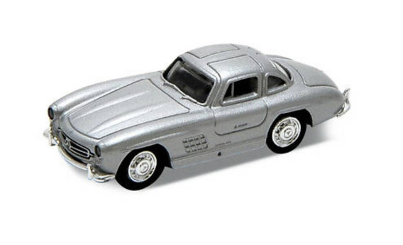 Mercedes Benz 300sl Ho 1/87 Welly