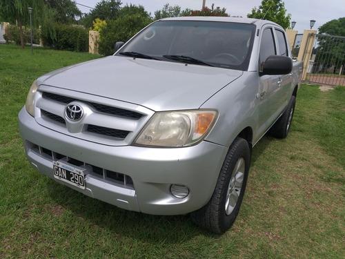 Toyota Hilux Dx 2.5 4x2
