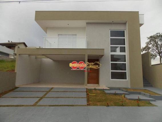 Casa - Condomínio Itatiba Country - Ca3924