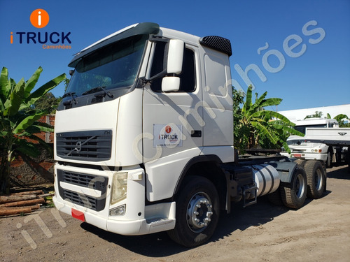Volvo Fh 440 T 6x4 Ano 2010/2011 = Scania Mb 480 460 2644