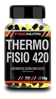 Thermo Fisio 420 - 30 Cáps - Termogênico - Fisionutri