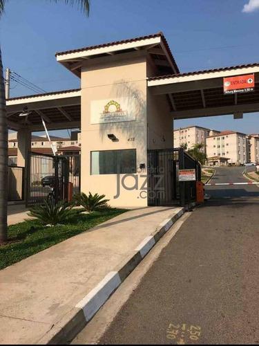Apartamento À Venda, 50 M² Por R$ 220.000,00 - Portal De Ita - Itatiba/sp - Ap5216