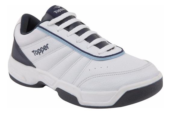 Zapatillas Deportivas Hombre Topper Tenis Tie Break Iii