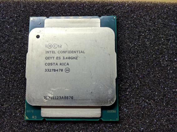 Xeon E5-2637 V3 Es Lga 2011-3, 4core 16t 3.4ghz Qeyt