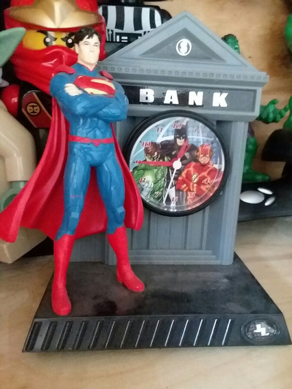Reloj De Superman Dc Super Amigos Super Power
