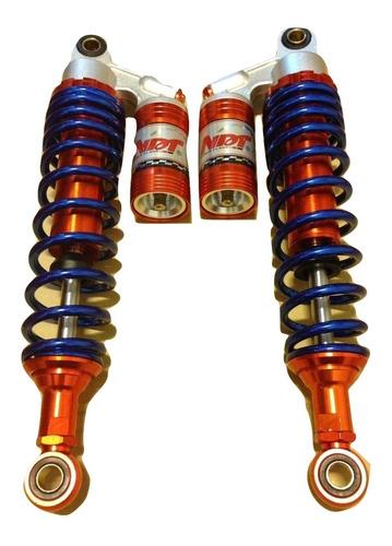 Amortiguador A Gas 33cm Honda Cg ,yamaha Rx ,yumbo Gs2, Gts