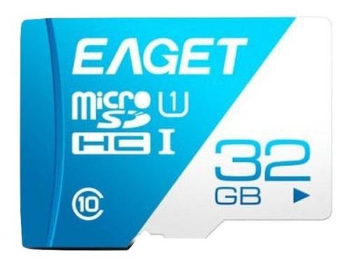 Imagen 1 de 3 de Micro Sd 32gb Memoria Hc Clase 10 Celular Tablet Camara *