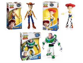 Toy Story Personagens Bonecos Woody Jessie Buzz Grow