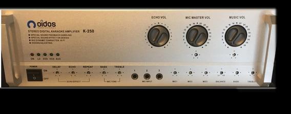 Amplificador Instalaciones Y Música Funcional - K250 Oidos