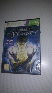 Juego Fable The Journey Para Xbox 360