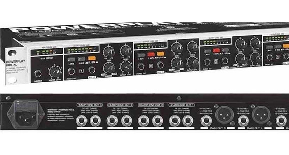 Power Play Pro-xl Ha4700 Behringer