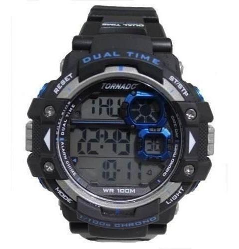 Relogio Digital Com Alarme Cronometro Prova Dagua Sport