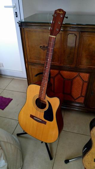 Guitarra Fender Electroacústica Dg10ce
